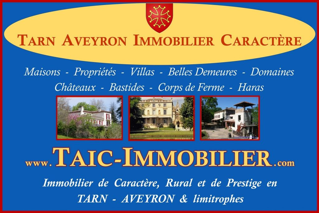 Belles Demeures Tarn Aveyron
