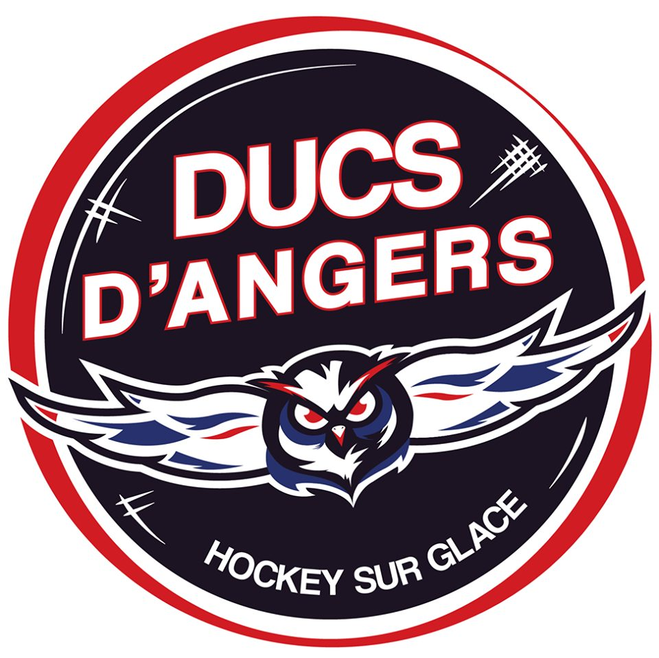 ducs angers Hockey sur glace