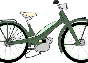 velo electrique vert