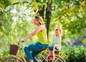 Comment faire du vélo avec un bébé ?